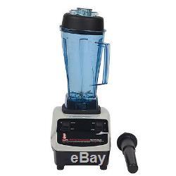 1200W 2L Commercial Fruit Smoothie Ice Blender Juicer Juice Mixer 110V/220V/240V