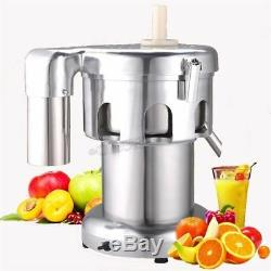 1Pc Commercial Multifunction Fruit Juicer Electric Fruit Juice Extractor New nn