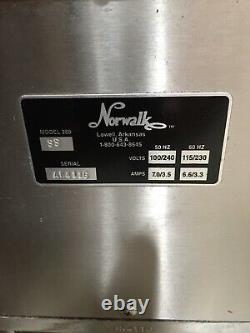 2018 NORWALK JUICER 280 stainless steel, COLD PRESSED Juice Lots of Extras