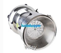 220V 550W Commercial 100-120kg/hr Fruit Power Juicer Juice Extractor WF-A2000