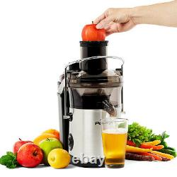 2 Speeds Power-XL Self-Cleaning Juicer Plus Machine Juice Making Extractor 1000W