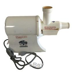 $365 The Champion Classic 2000 Commercial Juicer Model G5-NG-853S Base Only