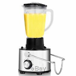 5in1 Multifunction Juice Extractor Juicer Blender Grinder Chopper Food Processor