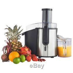 990w Whole Fruit Vegetable Juicer Extractor Smoothie Juice Maker With Jug