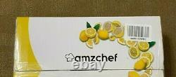 AMZCHEF Slow Masticating Juicer Extractor, Cold Press Juicer