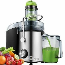Aicok Juicer Juice Extractor 800W Machine 75MM Wide Mouth Whole Fruit & Vegetabl