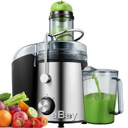 Aicok Juicer Juice Extractor, 800W Machine 75MM Wide Mouth for Whole Fruit