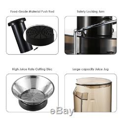 Aicok Juicer-Juice Extractor Whole Fruit Juicer High Speed for Fruit & Vegetable