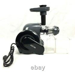 Aicok Slow Masticating Juicer with Reverse Function Model AMR519