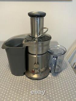 BREVILLE JE4 Café Series Professional Grade Juicer. Free Mainland UK Postage