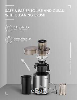 Blenders for Vegetables & Fruit Juicer and Extractor Juice 3 Speed