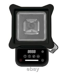 Blendtec Designer 625 Blender in Gloss Black Widside + Jug RRP. £649.95