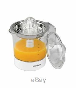 Brand New Kenwood JE290 1 Litre 40 Watt Fruit Press Juicer Juice Extractor