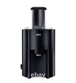 Braun J300 1.25L 800W Multiquick Spin Whole Fruit 2 Speed Settings Juicer