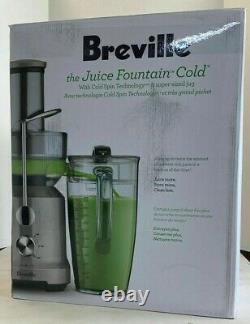 Breville 70 oz. Juice Fountain Cold Juicer Brand New