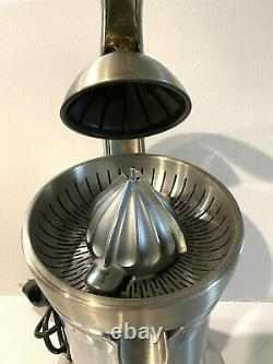 Breville 800CPXL 110W Citrus Press Stainless Steel Juicer, Excellent
