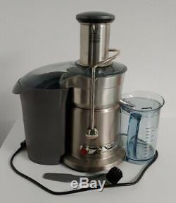 Breville 800JEXL Juicer Fountain Elite Juice Extractor Juicing with Brush