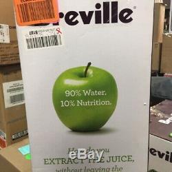 Breville 800-JEXL Juice Fountain Elite Juicer 1000W Juice Extractor NOB