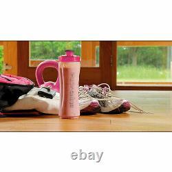 Breville Active Blender Smoothie Maker Mixer Fruit Juicer 300W Pink VBL134