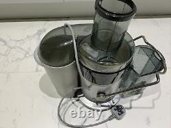 Breville'Anthony Worrall Thompson' whole fruit and vegetable juicer