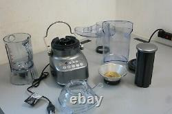 Breville BJB615SHY1BUS1 the 3X Bluicer Blender Plus Juice Extractor 110V (18B)