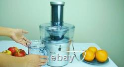 Breville BJE200XL Juice Fountain Fruit & Vegetable Juicer 700 WATTS 14,000 RPM