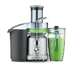 Breville BJE430SIL Juice Fountain Cold Juice Extractor 110 Volts