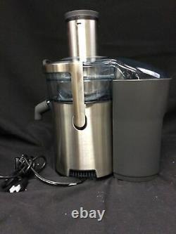 Breville BJE510XL/A Ikon Multi-Speed Juice Fountain. NIB