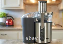 Breville BJE510XL Juice Fountain Multi-speed 900-watt Juicer T1