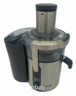 Breville BJE510XL Juice Fountain Multi-speed 900-watt Juicer T1 IN UNOPENED BOX