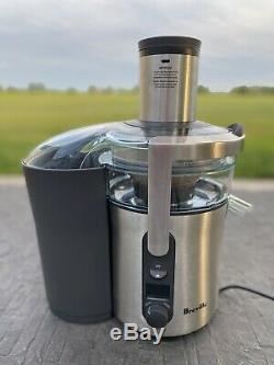 Breville BJE510xL/A Juicer Multi-Speed 900 Watt
