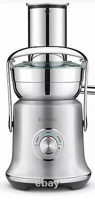 Breville BJE830BSS Juice Fountain Cold XL Brushed Stainless Centrifuge
