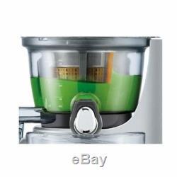 Breville BJS700SIL1BUS1 The Big Squeeze Slow Compression Juicer 110 Volts