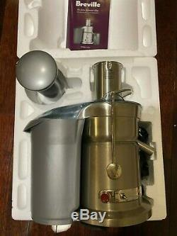 Breville Fountain Elite 1000W Electric Juicer 800JEXL Juice Extractor