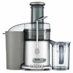 Breville JE98XL Juice Fountain Plus 850-watt Juice Extractor Orange Apple Fruit