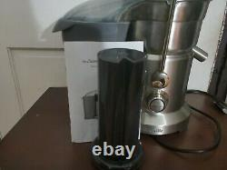 Breville JE98XL Juice Fountain Plus Centrifugal Juicer 850W Stainless Steel