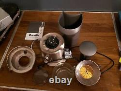 Breville Juice Fountain Elite 1000W Electric Juicer 800JEXL/B Parts Only works
