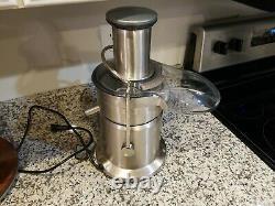 Breville Juice Fountain Elite 800JEXL/B -1000 Watt