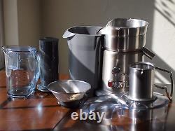 Breville Juice Fountain Elite 800JEXL Centrifugal Juicer 1000W Stainless Steel