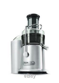 Breville Juice Fountain Plus JE98XL 850 W Centrifugal Vegetable Fruit Juicer