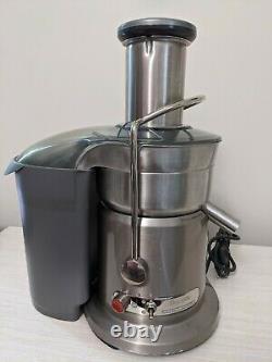 Breville Juicer Juice Fountain Elite 800JEXL 1000W Extractor Great Condition