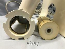 CHAMPION JUICER Model G5-NG-853S Almond / Cream QUALITY Powerful USA Nice