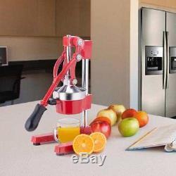 CO-Z Commercial Grade Citrus Juicer Hand Press Manual Fruit Juice Squeezer