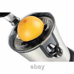 Caso CP 200 Electric Citrus Juicer For Small & Large Fruits 160W New 220 Volts