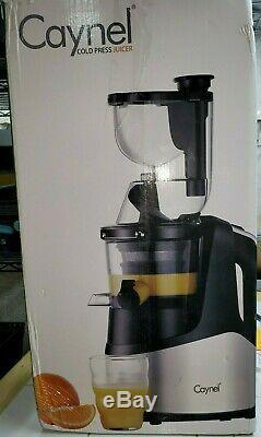 Caynel Cold Press Juicer Sj44805