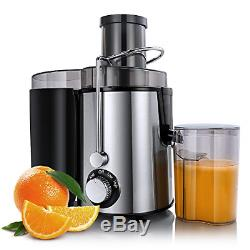 Centrifugal Juicer Machines Juice Extractor for Whole Fruit and Vegetables NEW