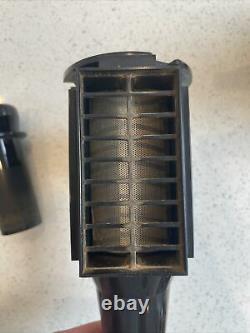 Champion 2000 WHOLE FRUIT gearbox Juicer Model Mar-220 Black Masticating POST