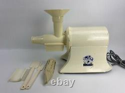 Champion Juicer-Beautiful Machine Perfect Working Condition Model G5-NG-853S