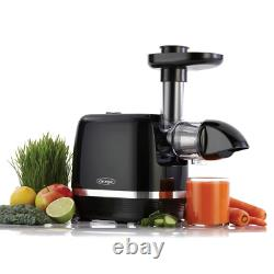 Cold Press Juicer Slow Masticating Extractor fruit vegetable Low Noise Level New