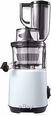Cold Press Slow Juicer Masticating Whole Food Fruit Juice Cookhouse Extractor